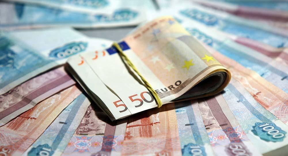 курс євро до рубля