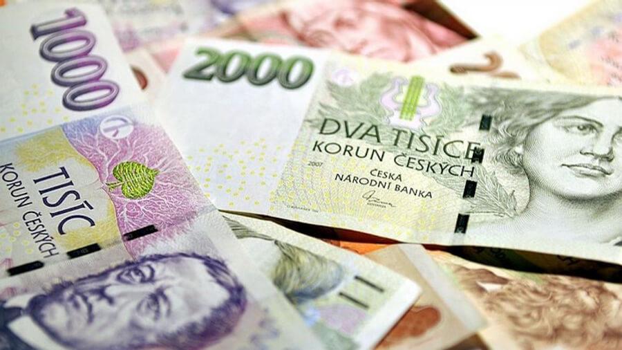 курс чеської крони Чернівці