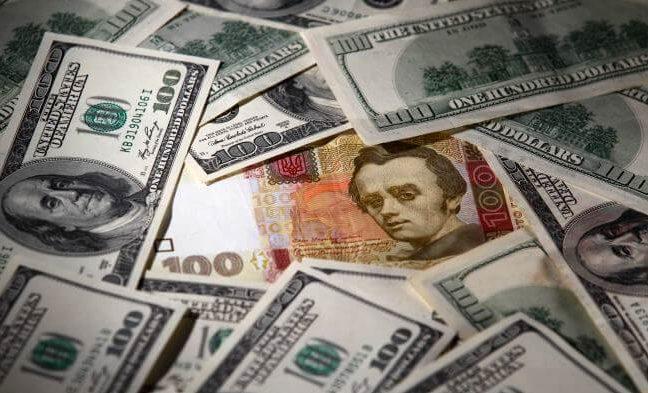 курс долара в обмінних пунктах Чернівців